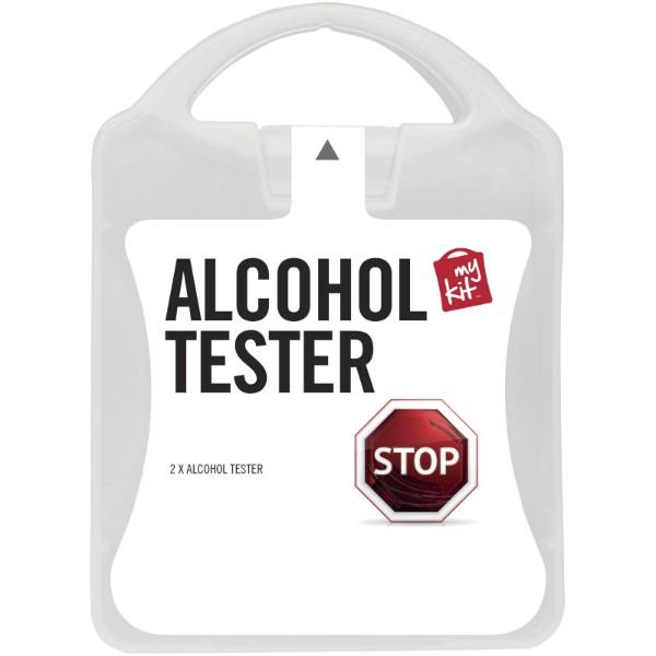 MyKit Alkohol Tester - Weiss