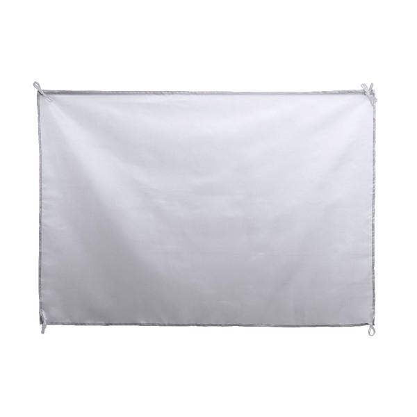 Bandera Dambor - Blanco