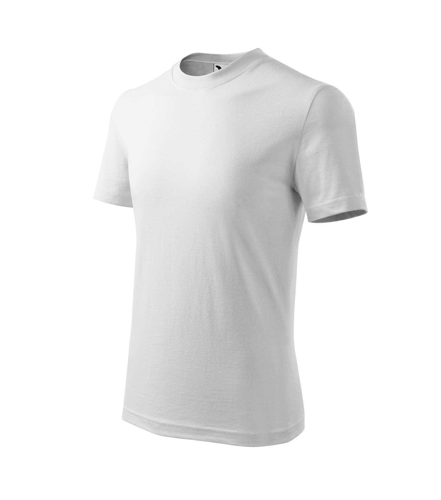 Tričko dětské Malfini Classic - Bílá / 158 cm/12 let