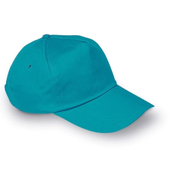 Czapka baseballowa Glop Cap - turkusowy