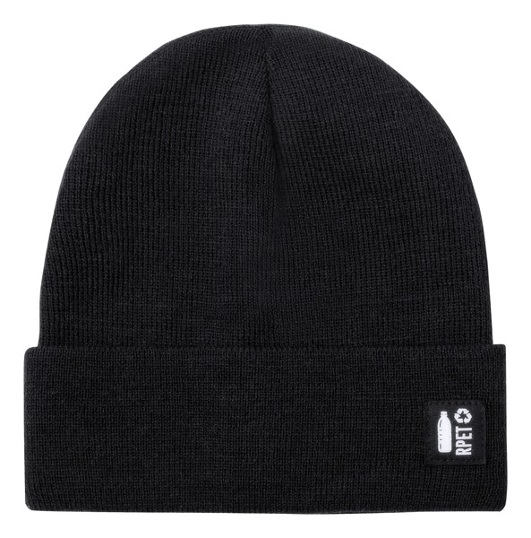 Rpet Winter Cap Hetul - Black