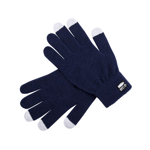 Touchscreen Gloves Despil - Navy Blue