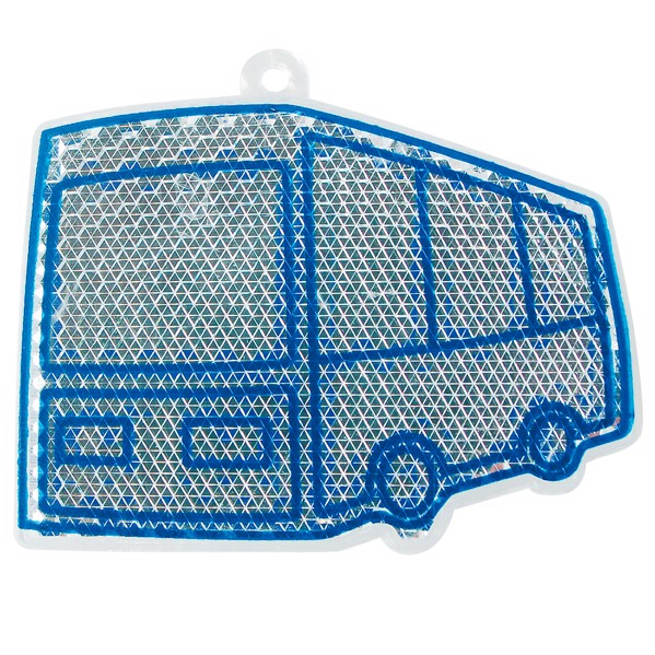 "Reflector ""Bus"" - Transparent"