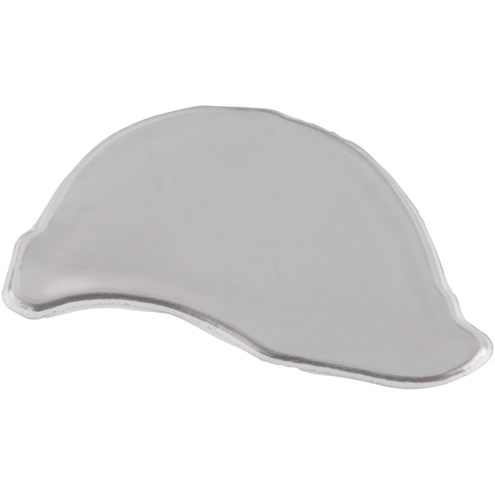 Reflexní samolepka helma - Bílá