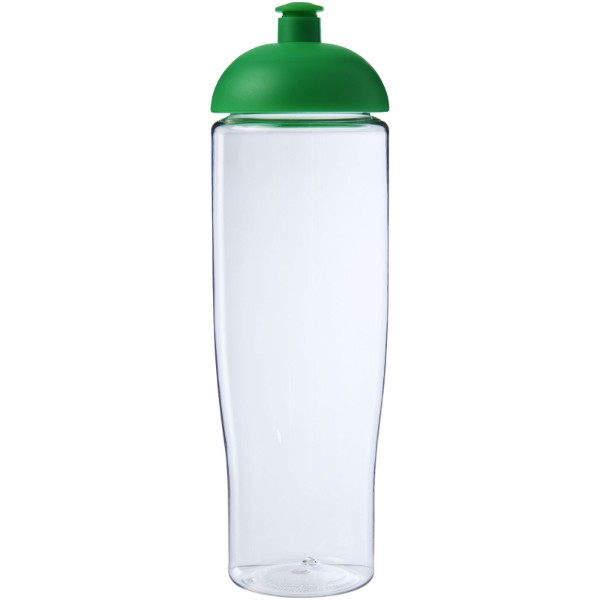 H2O Tempo® 700 ml dome lid sport bottle - Transparent / Green
