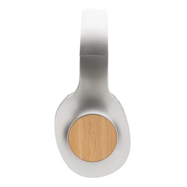 Dakota bambusz vezeték nélküli fejhallgató