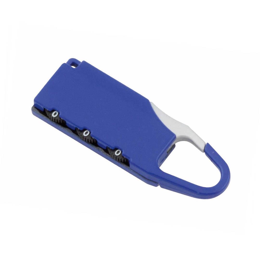 Candado Zanex - Azul