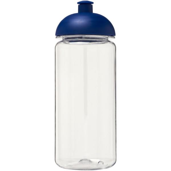 H2O Octave Tritan™ 600 ml dome lid sport bottle - Transparent / Blue