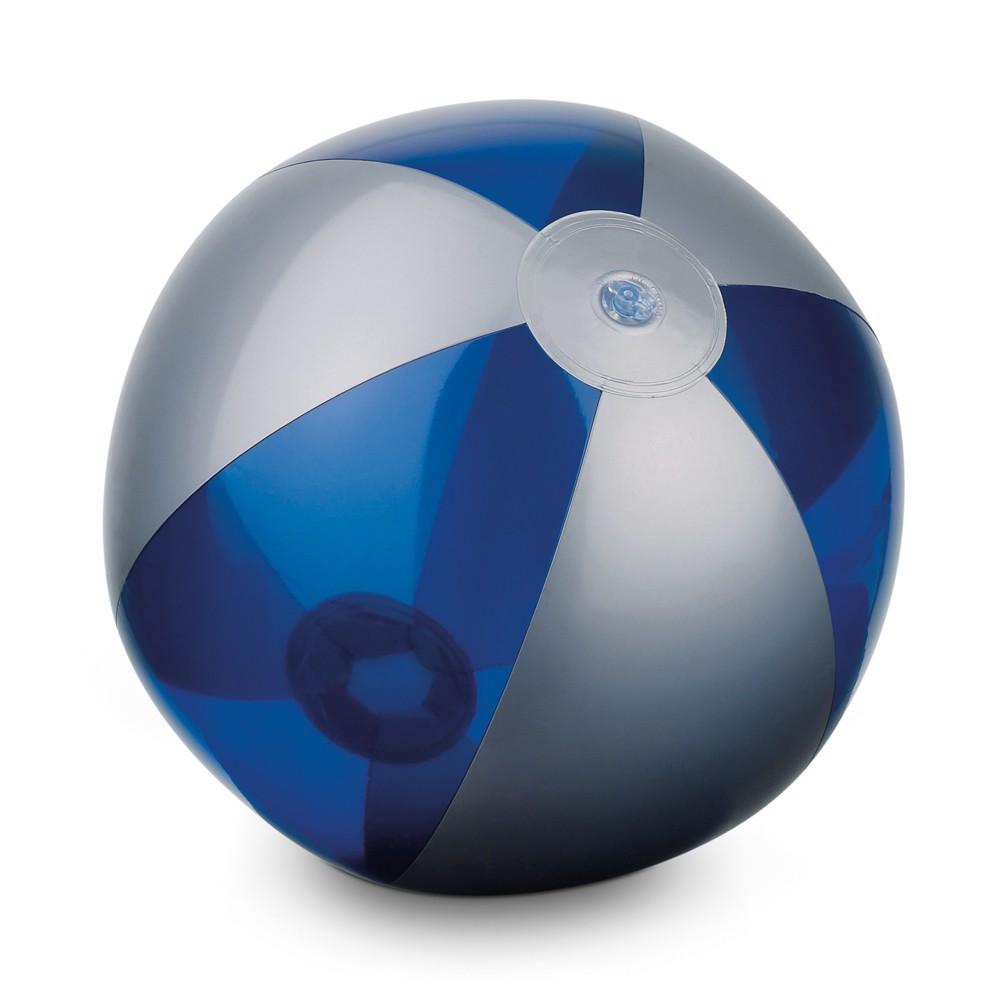 BEACH. Nafukovací míč - Modrá