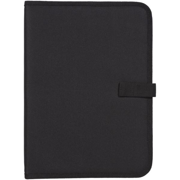 Veela A4 portfolio - Solid Black