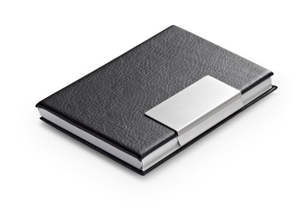 REEVES. Tarjetero de aluminio