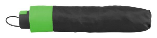 Deštník Sling - Černá / Zelená
