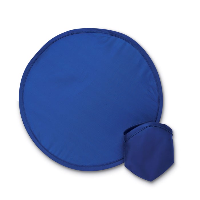 Foldable frisbee in pouch Atrapa - Blue