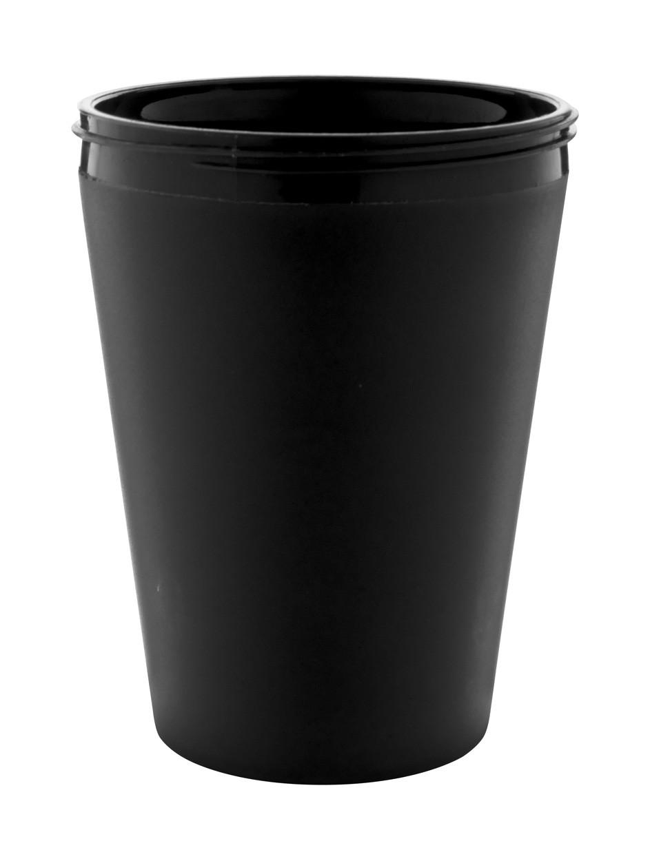 Termo Hrnek Na Zakázku CreaCup Mini - Černá / C