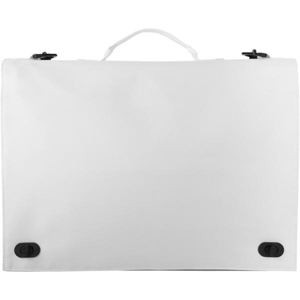 Konferenční taška Santa Fe - Bílá