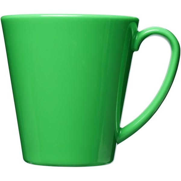Plastový hrnek Supreme 350 ml - Zelená