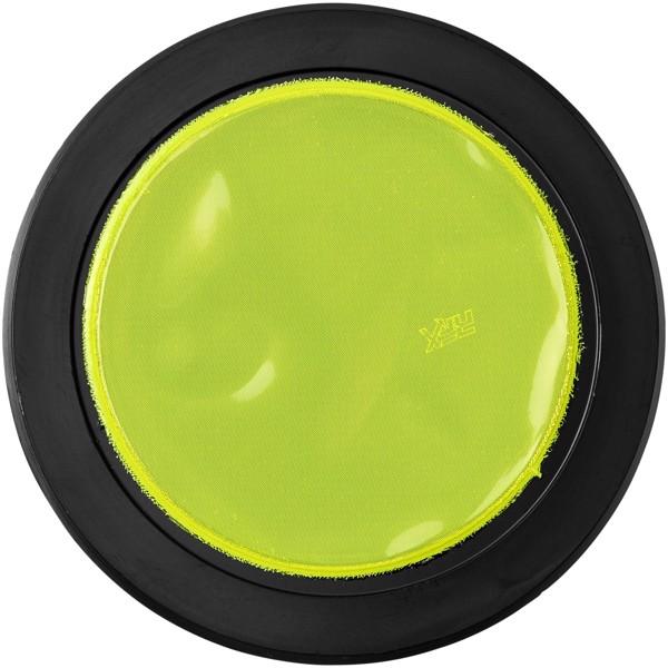 Saffi reflective bike spoke clip - Yellow