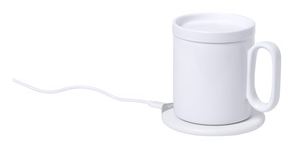 Mug Warmer Set Kalan - White