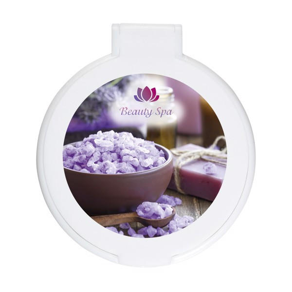 SeeMe compact mirror - White