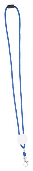 Lanyard Perux - Modrá