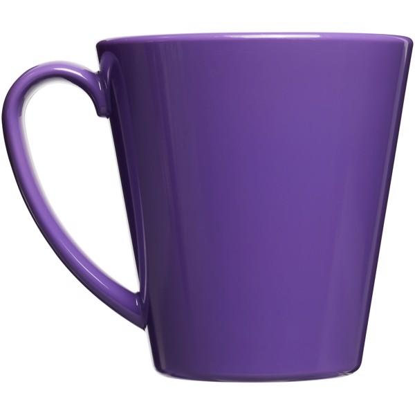Supreme 350 ml plastic mug - Purple