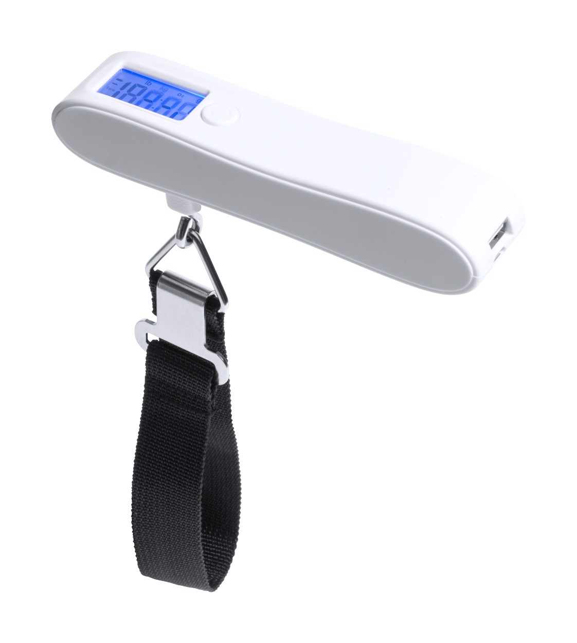 Luggage Scale With Power Bank Hargol - White