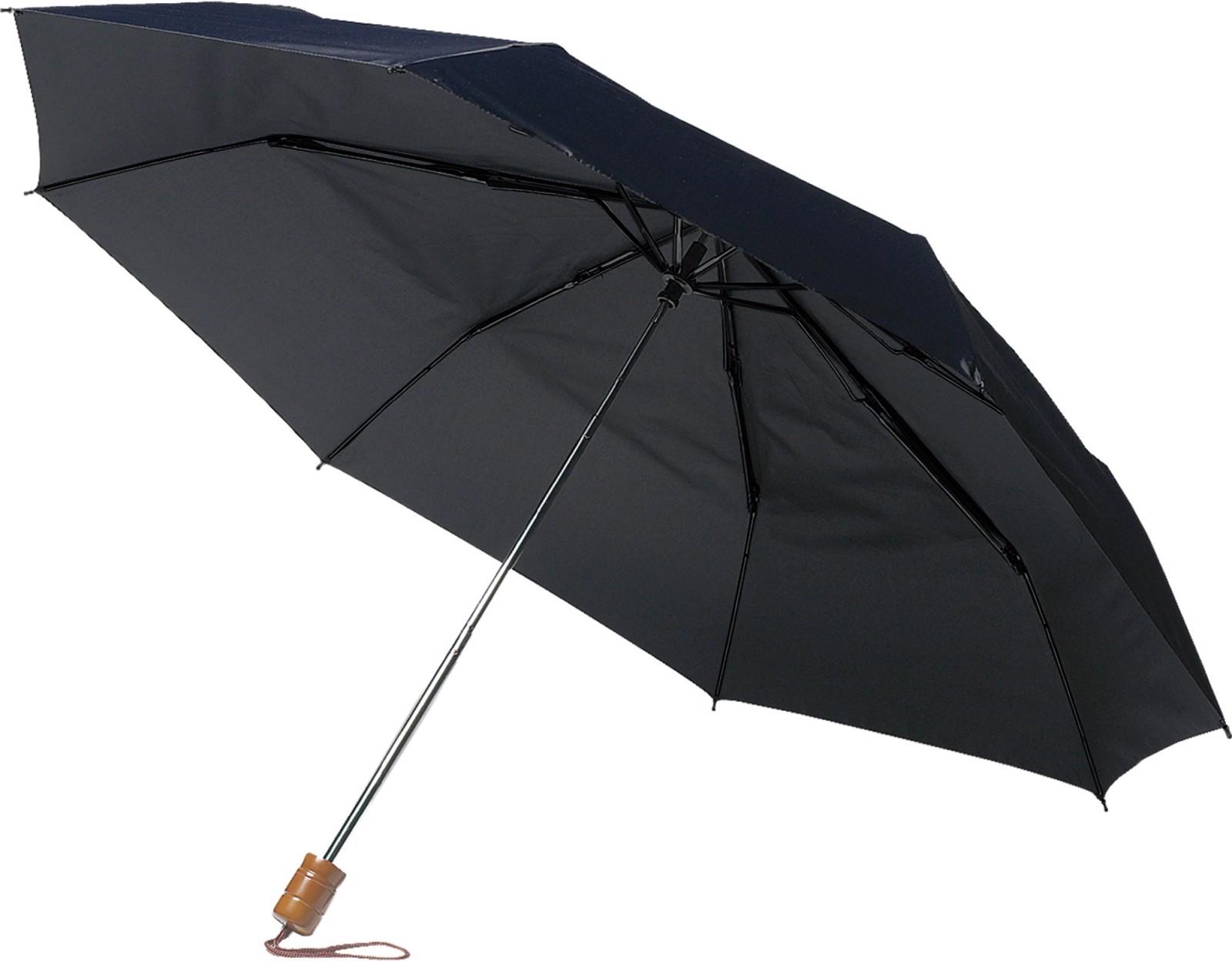 Polyester (190T) umbrella - Blue