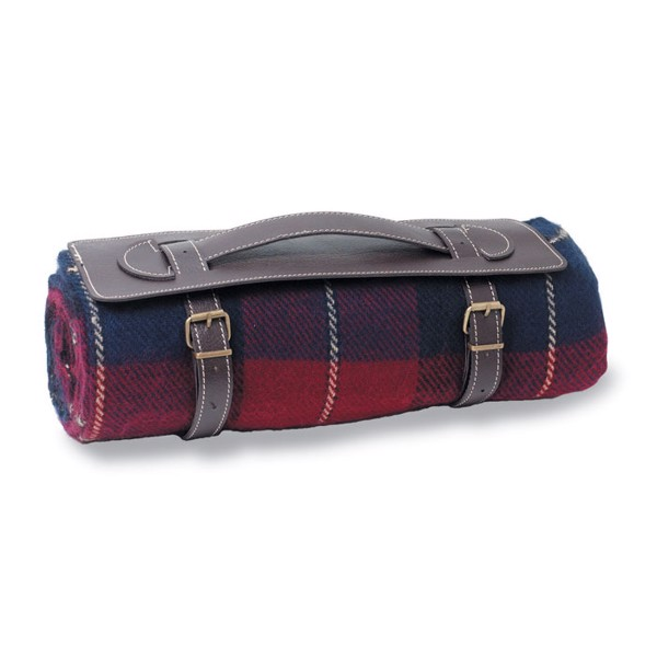 Travelling clan blanket Comfy