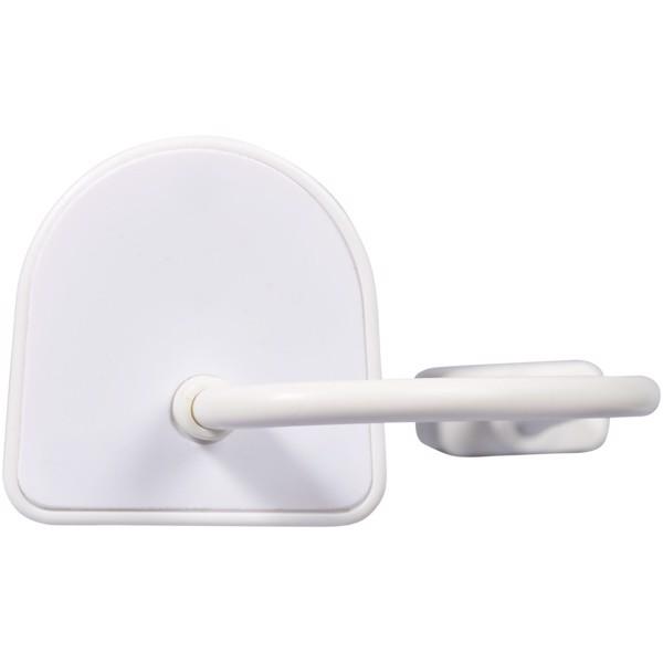 Hliníkový rozbočovač se 4 porty USB Power a stojánek telefon - Red