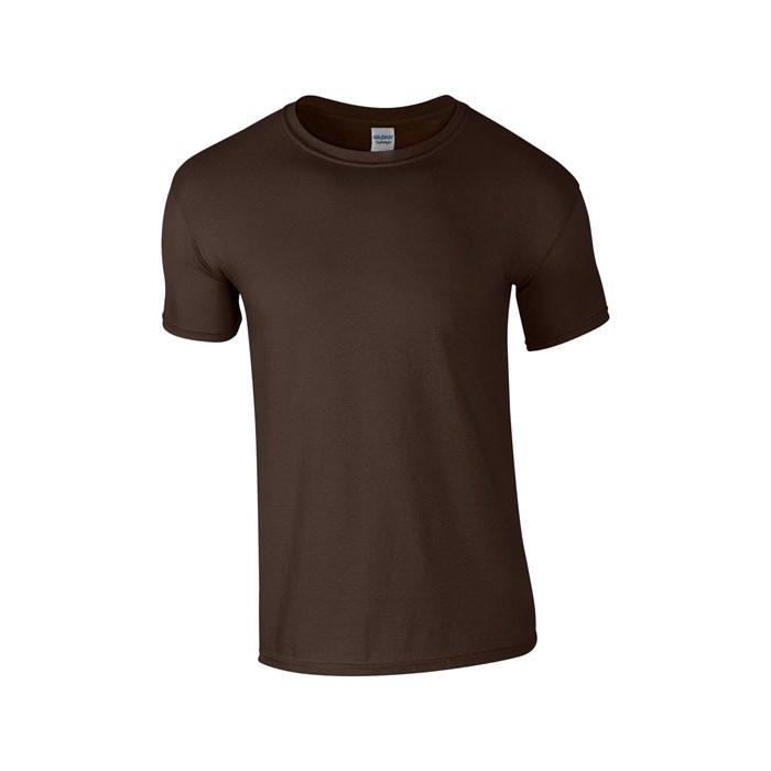 Ring Spun T-Shirt 150 g/m² Ring Spun T-Shirt 64000 - Dark Chocolate / XXL