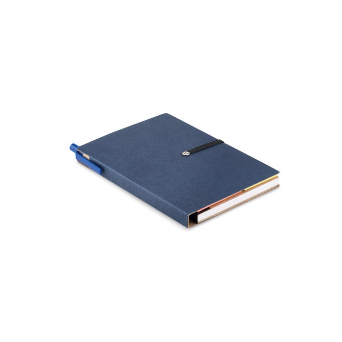 Recycled notebook Reconote - Blue