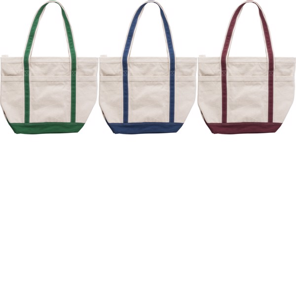 Cotton (500 gr/m²) shopping bag - Maroon
