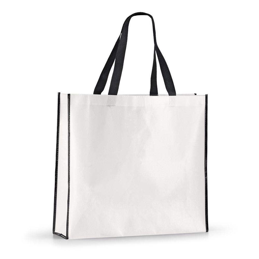 WESTFIELD. Taška z netkané textilie - Bílá