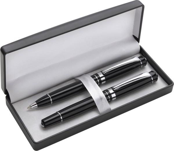 Aluminium writing set