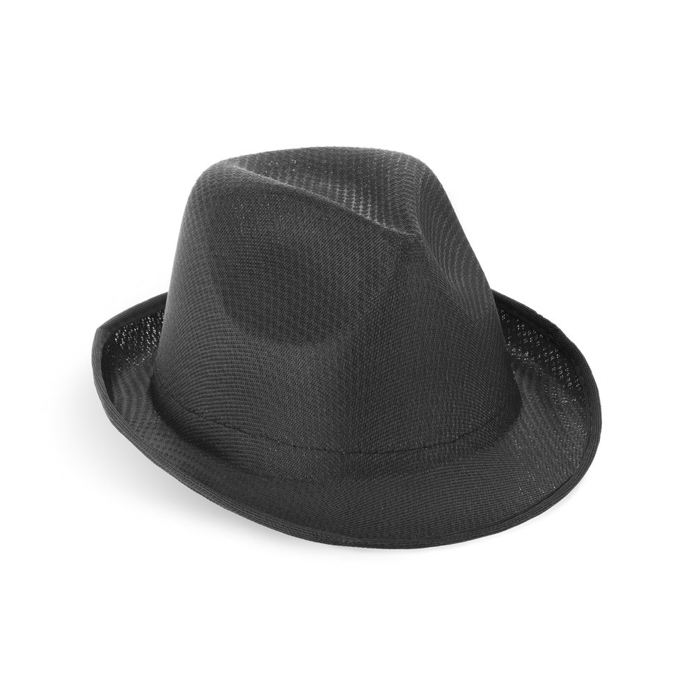 MANOLO. Hat - Black