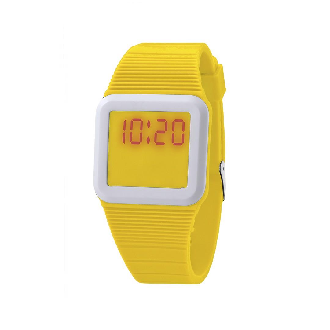 Reloj Terax - Amarillo
