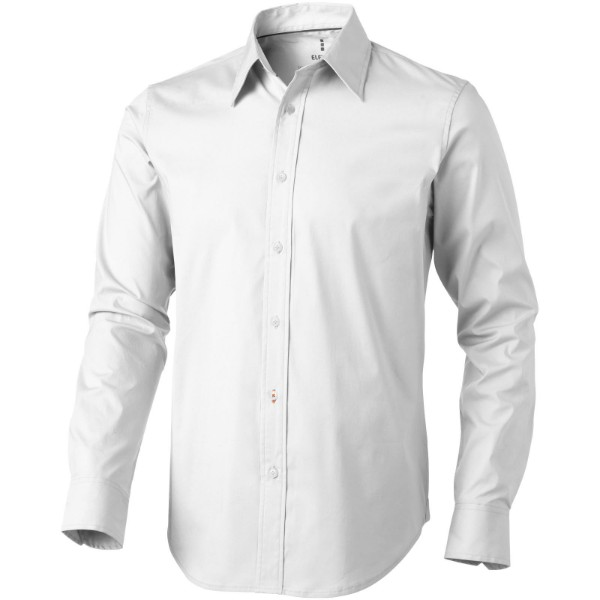 Hamilton long sleeve shirt - White / XL