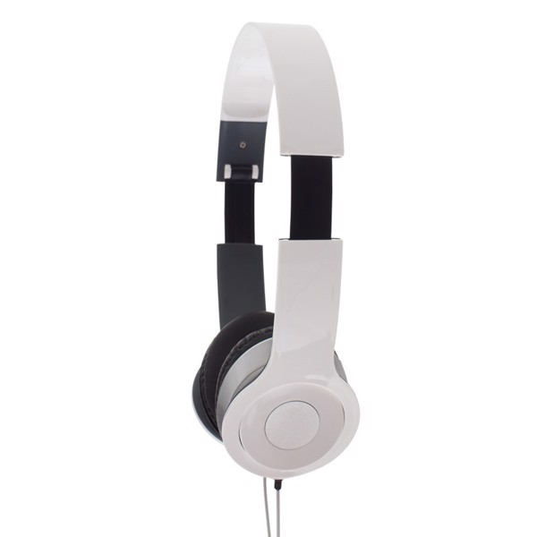 Słuchawki Intense - Biały