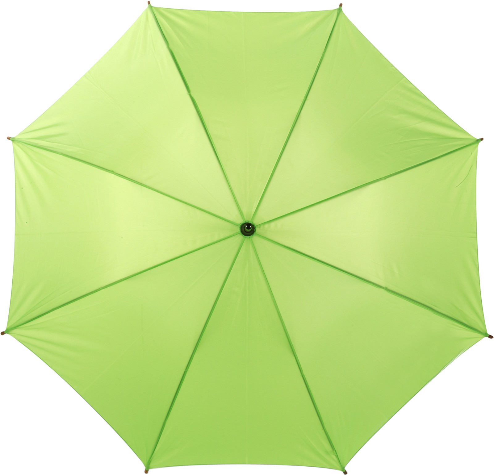 Polyester (190T) umbrella - Lime