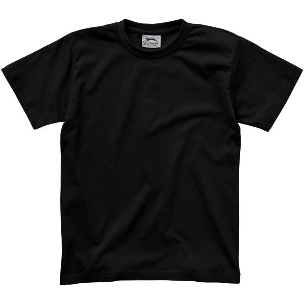 Dětské triko Ace s krátkým rukávem - Černá / 128