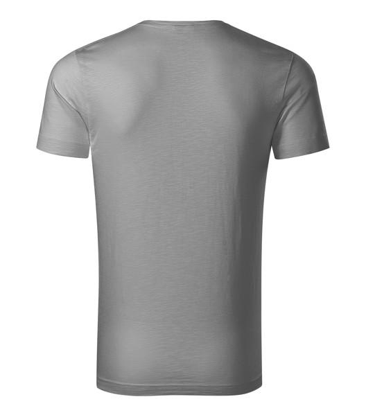 Tričko pánské Malfini Native - Starostříbrná / 2XL