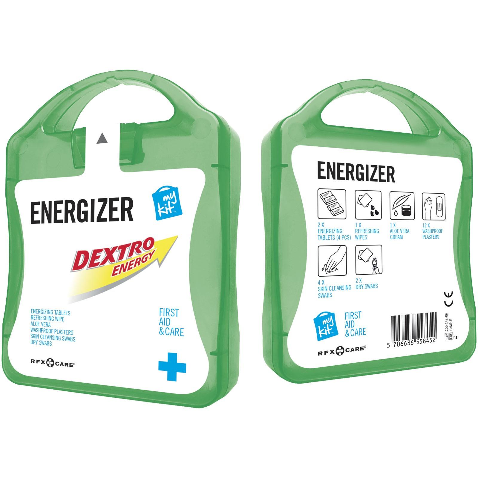 MyKit Energiser Set - Green