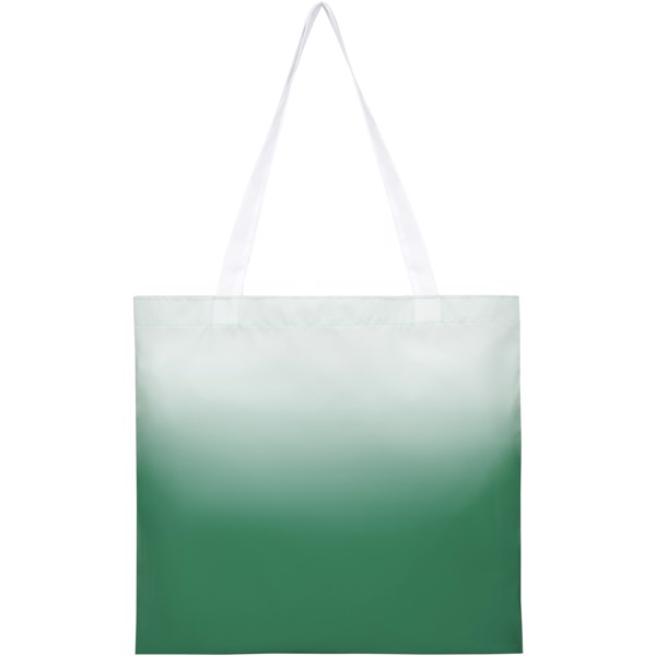 Rio gradient tote bag - Green