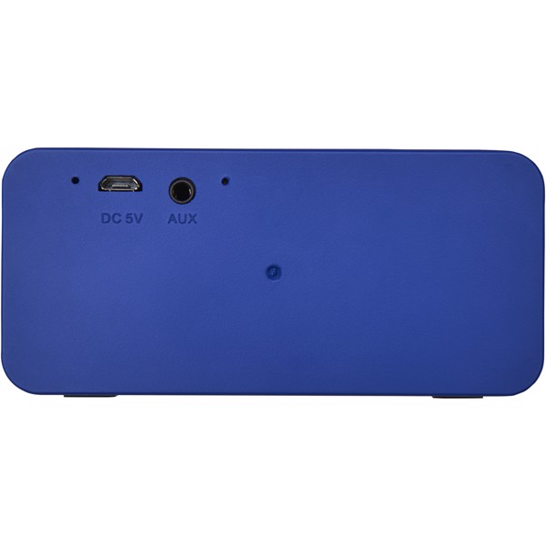 Stark tragbarer Bluetooth® Lautsprecher - Royalblau