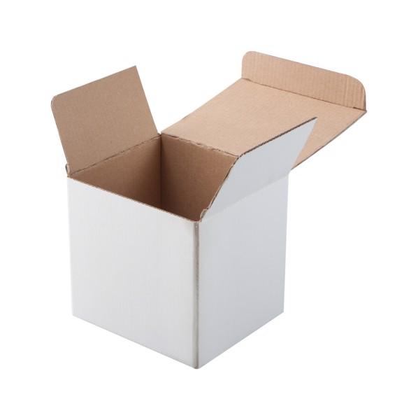 Mug Box Three - White / Natural