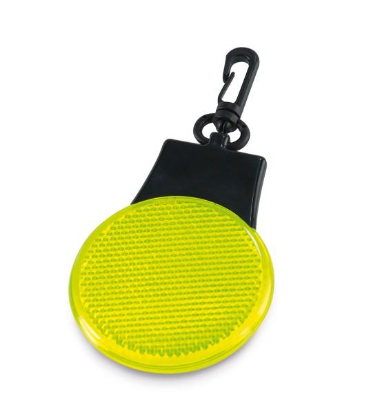 NIBALI. Φως ασφαλείας - Κίτρινο
