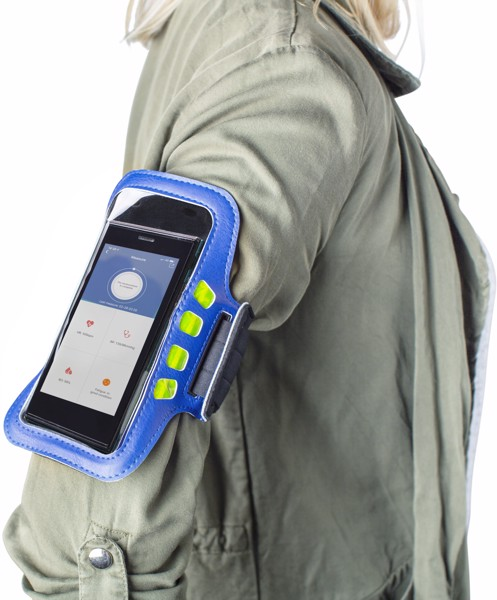 Neoprene mobile phone holder