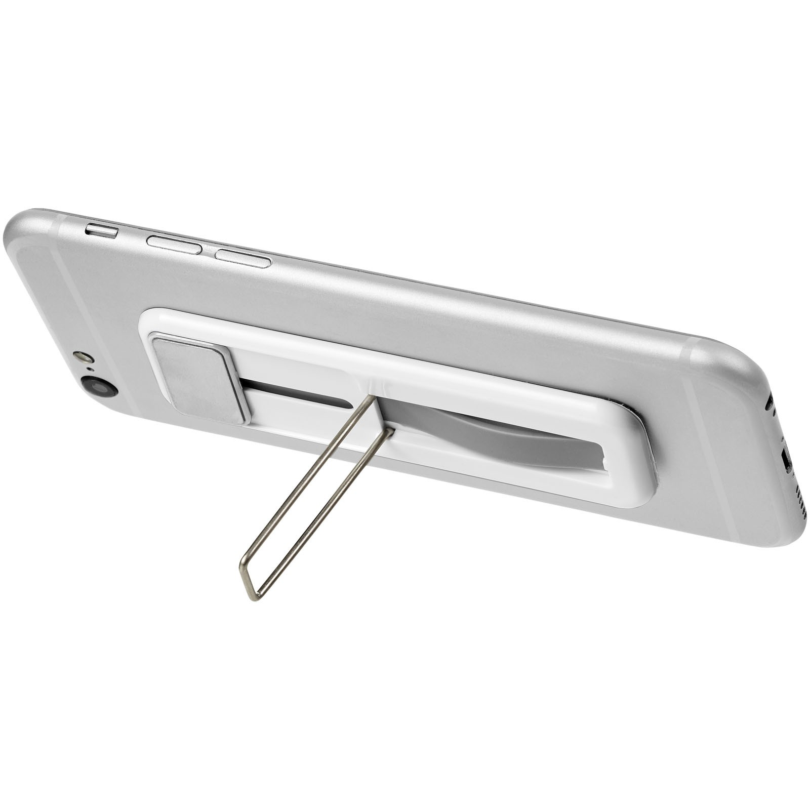 Plane phone holder & stand - Silver