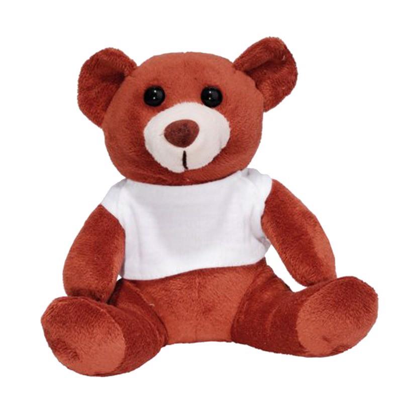 Maskotka Funny Bear - Brązowy