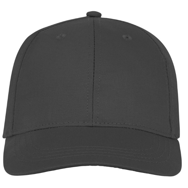Ares 6 panel cap - Storm Grey